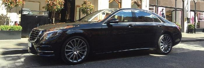 Interlaken A1 Limousine, VIP Driver and Chauffeur Service